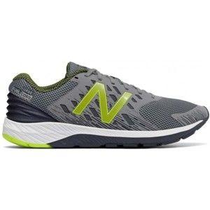 New Balance URGE 2 M šedá 9 - Pánska bežecká obuv