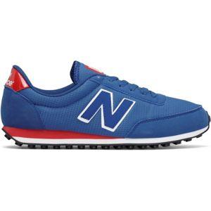 New Balance U410RIB modrá 11.5 - Pánske tenisky