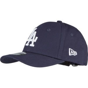New Era KIDS LEAGUE ESSENTIAL TD 9FORTY LOS ANGELES DODGERS tmavo modrá  - Detská šiltovka