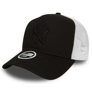 New Era 9FORTY MLB AF TRUCKER WMNS ESSENTIAL NEW YORK YANKEES biela  - Dámska klubová truckerka