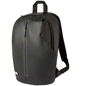 New Era ZIP THROUGH BLACK RUCKSACK  UNI - Batoh