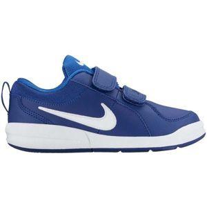 Nike PICO 4 PS modrá 2.5Y - Detská vychádzková obuv