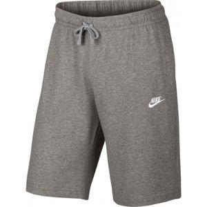 Nike M NSW SHORT JSY CLUB sivá XL - Pánske šortky