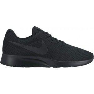 Nike TANJUN tmavo sivá 10 - Pánska voľnočasová obuv