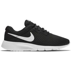 Nike TANJUN čierna 7Y - Detská obuv na voľný čas