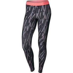Nike HPRCL TGHT SKEW ružová XS - Dámske legíny