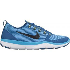 Nike FREE TRAIN VERSATILITY modrá 10.5 - Pánska tréningová obuv