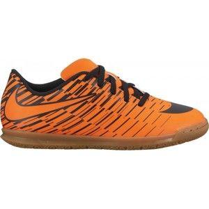 Nike JR BRAVATA IC čierna 1.5Y - Detská halová obuv