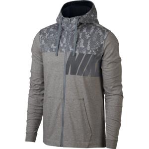 Nike NSW HOODIE JSY CLUB GFX - Pánska mikina