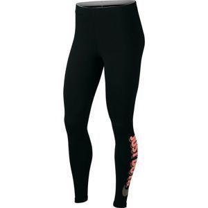 Nike SPORTSWEAR LEGGINGS W čierna XS - Dámske legíny