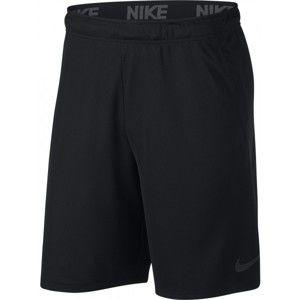 Nike DRY SHORT 4.0 tmavo sivá M - Pánske tréningové  šortky