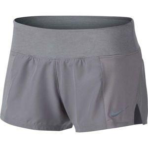 Nike DRY SHORT CREW 2 sivá XL - Dámske šortky