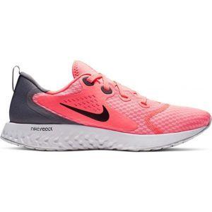 Nike LEGEND REACT W červená 10.5 - Dámska bežecká obuv