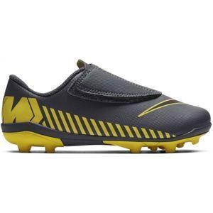 Nike JR VAPOR 12 CLUB MG žltá 13.5C - Chlapčenské kopačky