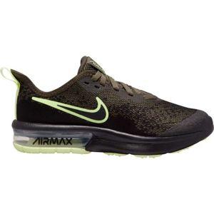 Nike AIR MAX SEQUENT 4 - Detská voľnočasová obuv