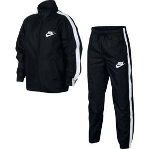 Nike NSW WOVEN TRACK SUIT čierna XS - Chlapčenská  športová súprava