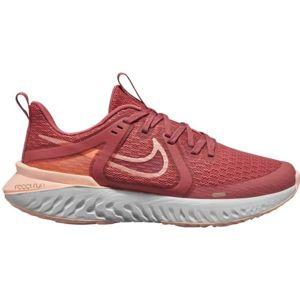 Nike LEGEND REACT 2 W červená 8.5 - Dámska bežecká obuv