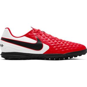 Nike TIEMPO LEGEND 8 CLUB TF červená 9.5 - Pánske turfy