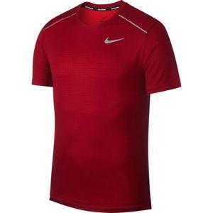 Nike MILER TECH TOP SS M - Pánske bežecké tričko
