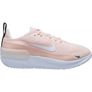 Nike AMIXA oranžová 8.5 - Dámska voľnočasová obuv
