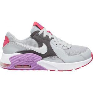 Nike AIR MAX EXCEE GS čierna 6Y - Detská voľnočasová obuv