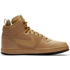 Nike EBERNON MID WINTER hnedá 9.5 - Pánska obuv na voľný čas