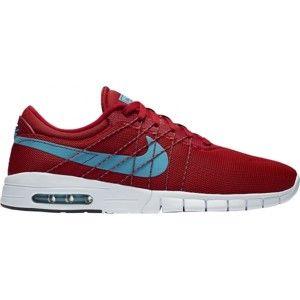 Nike KOSTON MAX červená 8.5 - Pánska voľnočasová obuv
