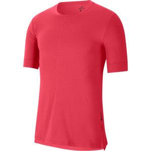 Nike DF TOP SS YOGA M  XL - Pánske športové tričko