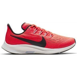 Nike AIR ZOOM PEGASUS 36 JR červená 2 - Juniorská bežecká obuv