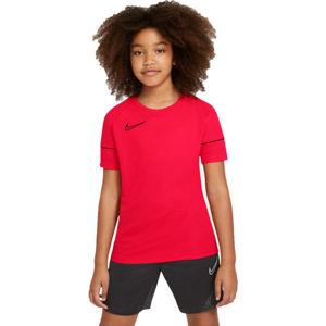 Nike DRI-FIT ACADEMY  M - Chlapčenské futbalové tričko