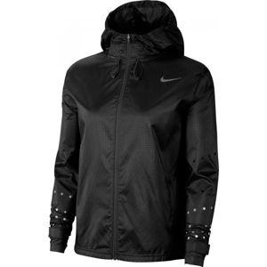 Nike ESSENTIAL FLASH RUNWAY  L - Dámska bežecká bunda