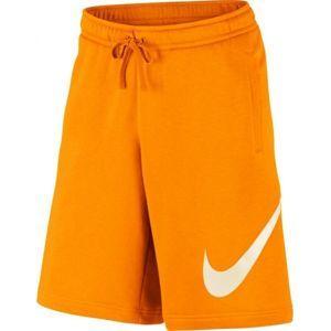 Nike NSW CLUB SHORT EXP BB oranžová 2xl - Pánske šortky