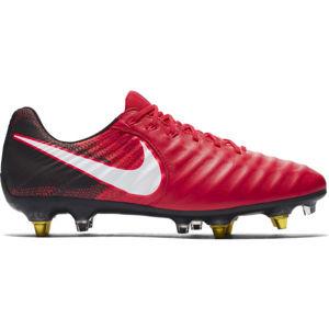 Nike TIEMPO LEGEND VII ANTI-CLOG SG-PRO červená 9.5 - Pánske kopačky