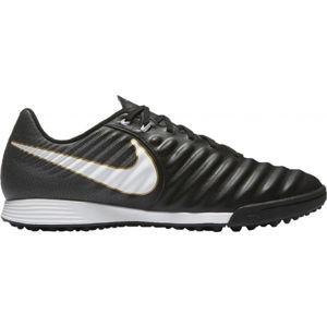 Nike TIEMPOX LIGERA IV TF čierna 11.5 - Pánske turfy