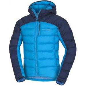 Northfinder BREMEW modrá M - Pánska bunda