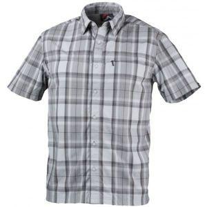 Northfinder LEMON sivá S - Pánska košeľa