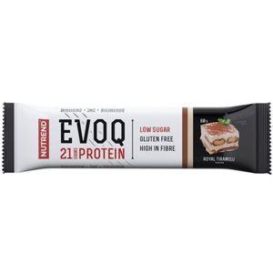 Nutrend EVOQ TIRAMISU  NS - Proteínová tyčinka