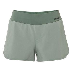 O'Neill PW ESSENTIAL SHORTS zelená M - Dámske kúpacie šortky