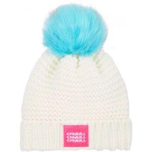 O'Neill BG MOUNTAIN VIEW BEANIE biela 0 - Dievčenská zimná čiapka