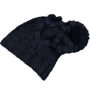 O'Neill BG GIRLS SANTA ANA BEANIE tmavo modrá 0 - Dievčenská zimná čiapka