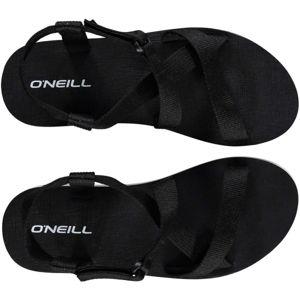 O'Neill FW VELCRO WEDGE SANDAL čierna 41 - Dámske sandále