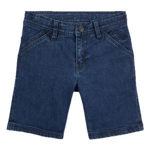 O'Neill LB 5-POCKET SHORTS tmavo modrá 152 - Chlapčenské džínsové kraťasy