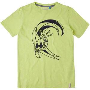 O'Neill LB CIRCLE SURFER SS T-SHIRT  128 - Chlapčenské tričko