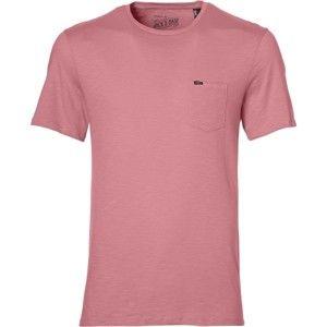 O'Neill LM JACK'S BASE T-SHIRT ružová S - Pánske tričko