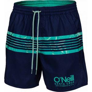 O'Neill PM CALI STRIPE SHORTS čierna L - Pánske šortky do vody