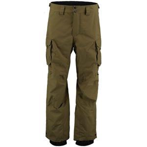 O'Neill PM EXALT PANTS zelená M - Pánske lyžiarske/snowboardové nohavice