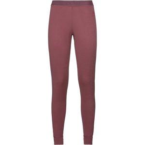 Odlo SUW BOTTOM PANT NATURAL 100% MERINO WARM - Dámske funkčné nohavice