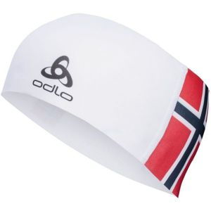 Odlo COMPETITION FAN WARM HEADBAND - Univerzálna čelenka