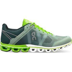 ON CLOUDFLOW tmavo zelená 11 - Pánska bežecká obuv