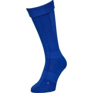 Private Label UNI FOOTBALL SOCKS 36 - 40 modrá 36-40 - Juniorské futbalové štucne